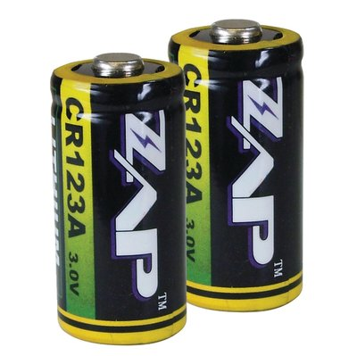 Ps Products Lithium Cr123a Batteries 2-pack