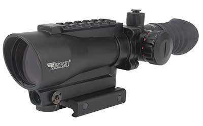 Bsa Tact Wpn 30mm Rd W/ Red Laser