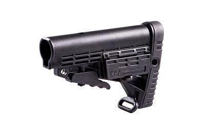 Caa Ar15 Collapsible Mil Spec Stk Bk