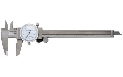 Frankford Stainless Dial Caliper