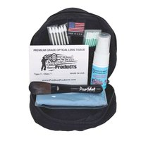 Lens Cleaning Kit In Tactical Pouch