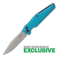 Launch 7 Teal Scales/black Frn